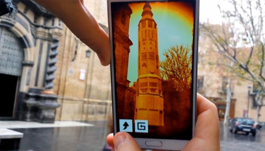Vuelve a admirar los monumentos perdidos de Zaragoza a través de una app